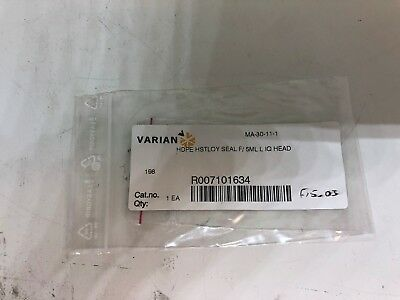 Varian Hdpe Hstloy Seal F/5Ml L Iq Head R007101634
