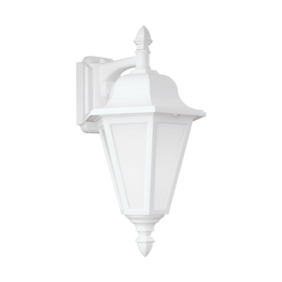 "Sea Gull Lighting 89825-15 Brentwood 1 Light 10-1/4"" Wide Outdoor Wall Sconce"