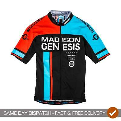 e685f6529 Madison Genesis RoadRace Premio Mens Cycle Cycling Road Bike Jersey -  CLEARANCE