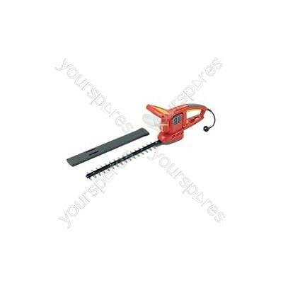 Wolf Garten Electric Hedgetrimmer 500w 55cm Blade 2.2cm Tooth Spacing