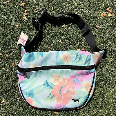 Victoria's Secret PINK Fanny Pack Floral NWT