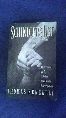 Schindler's List by Thomas Keneally (Signed in 1994)
