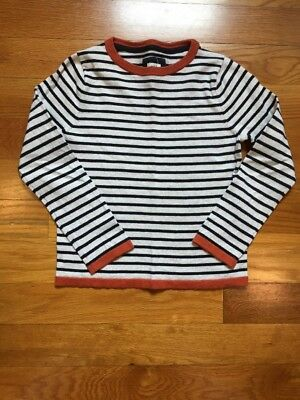 Mini boden boys sweater size 6-7y