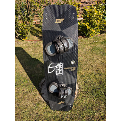 CrazyFly Raptor LTD Test Board 2018 Black 136 x 41 cm