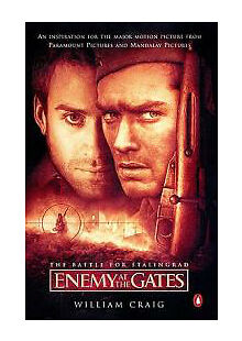 ENEMY AT THE GATES rare WWII dvd Russian Front ED HARRIS Jude Law RON PERLMAN