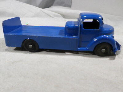 London Toy Soda Flat Bed Delivery Truck