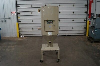 Conair Portable Insulated Material Drying Hopper 18056303 200lb Capacity