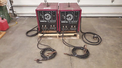 (2) Thermal Arc Tr-250 Ac/dc Welder - Free Shipping!