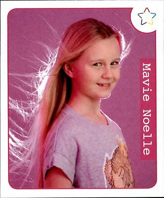 Sticker 102-PANINI-Webstars 2018 Girls-Alycia Marie
