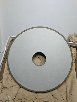 $515.00 Norton Diamond Grinding Wheel 1A1  6 X ½ X 1-1/4 Sd 150-R100B99-1/8