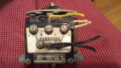 Vintage Powerstat varible Autotransformer 21-1014  120 V in 0-140 V out 4.5KA