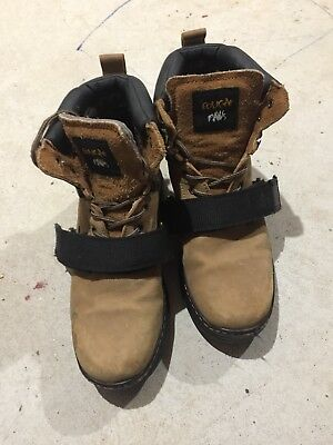 Cougar Paws Roofing Boots Shoes Men's Size 11.0 USA