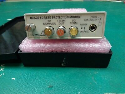 Tektronix 80A02 Eos/ Esd Isolation Module. Tested!