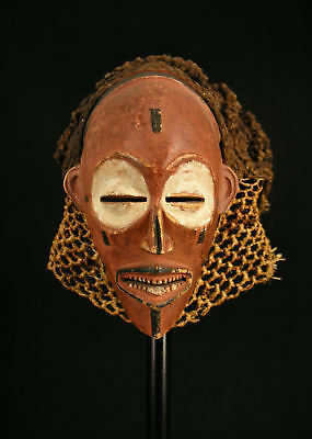 Excellent Chokwe Mwana Pwo African Mask
