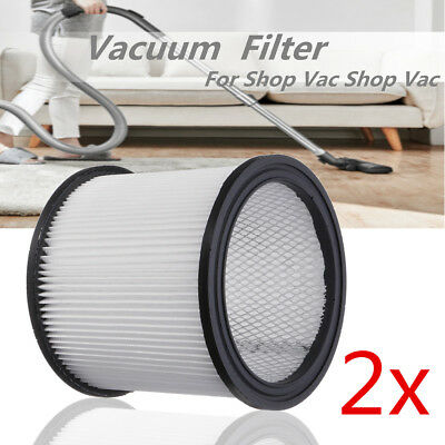 2x Filter Cartridge For Shop Vac Wet Dry Replace 90304 9030400 903-04-00 9034 US