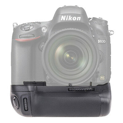 Battery Grip for Nikon MB-D14 MBD14 D600 D610 DSLR Cameras as EN-EL15