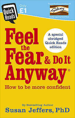 Feel the Fear and Do it Anyway by Susan Jeffers (Paperback, 2017) 9781785041129