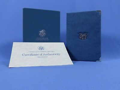 USA 1987-United States Mint 1987 Prestige Set in OVP (8430)