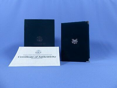 USA 1990-United States Mint 1990 Prestige Set in OVP (8431)