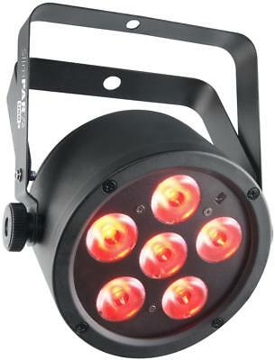 Slim Led 6 X 3 Watt Rgb Par - Slimpar T6 Usb