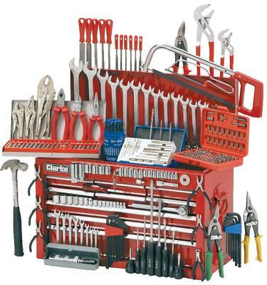 Mechanics Tool Chest And Tools - Cht634