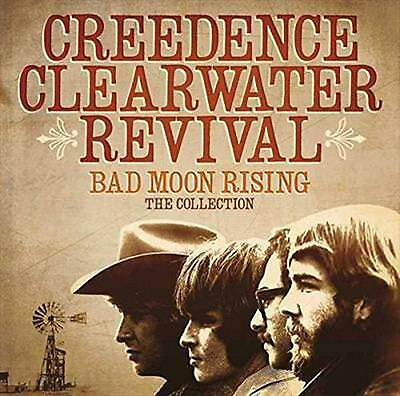 Bad Moon Rising: the Collection - Creedence Clearwater Revival CD-JEWEL CASE Fre