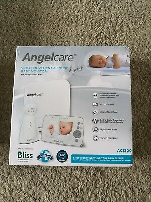 Angelcare baby monitor ac1300