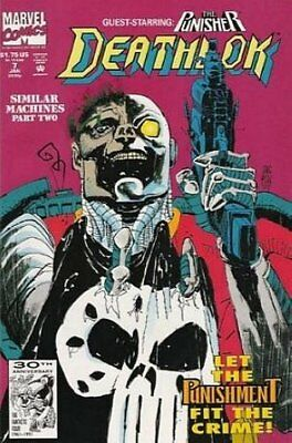 Deathlok (Vol 1) #   7 Near Mint (NM) Marvel Comics MODERN AGE