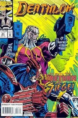Deathlok (Vol 1) #  27 Near Mint (NM) Marvel Comics MODERN AGE