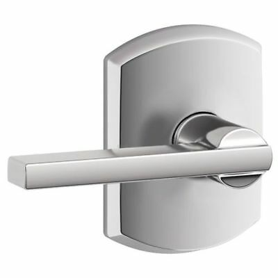 Schlage F10LAT625GRW Passage Leverset From the Greenwich Series