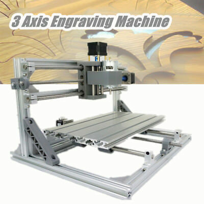 New 3Axis CNC 3018 Router laser Engraver Engraving Machine Carving Cutter AU