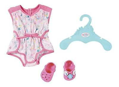 Baby Born Pyjamas With Shoes Doll Clothing 824634