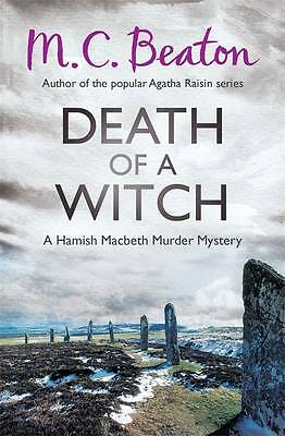 Death of a Witch by M. C. Beaton (Paperback, 2013)