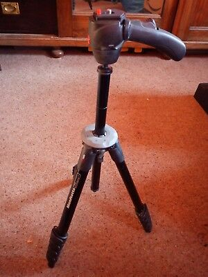 Manfrotto 785B Modo Maxi Tripod with Pistol Grip Ball Head - Supports 1Kg