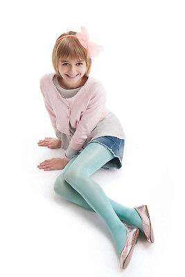 3c36b44e68e Amazing Frozen Blue Girls Party 3D System Fashion Thick Tights 100 den T131