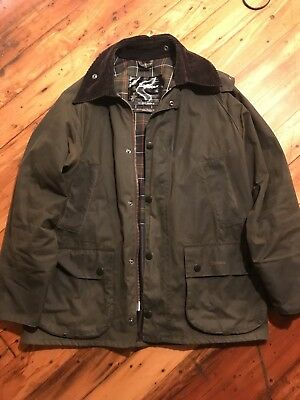 Men's Classic Beadle Barbour Jacket