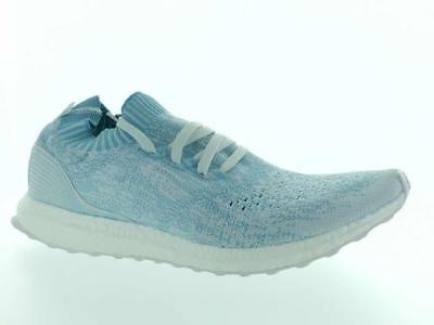9667eb4644b Men s Adidas UltraBoost Uncaged Parley CP9686 Running Shoes Icey Blue White
