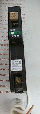 NEW Eaton/Cutler Hammer CHFCAF120  20A Type CH Combination AFCI Circuit Breaker