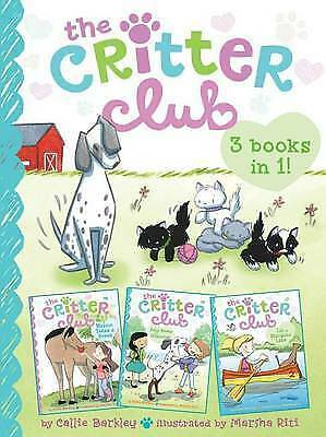 Critter Club: The Critter Club by Callie Barkley (Paperback / softback)