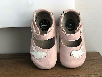 Livie and Luca Infant Pink Pios 12-18 month