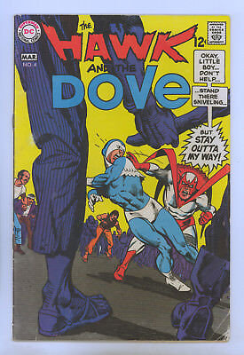 Hawk and the Dove #4 VGFN (Looks Better) Kane, Trapani