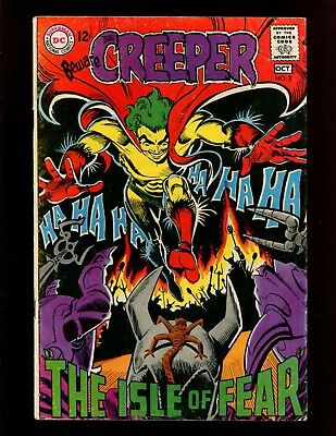 Beware The Creeper #3 VGFN Ditko The Supreme One Vera Sweet