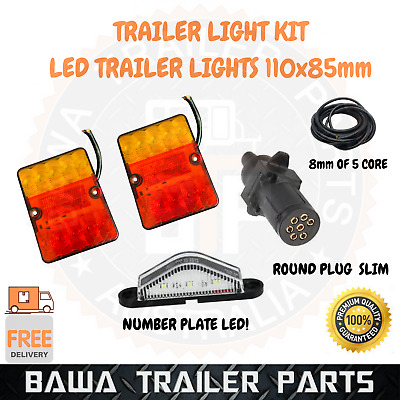Led 11050 Trailer Light Kit ! Trailer Parts!