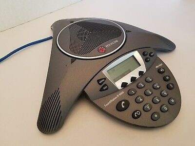 Polycom Soundstation IP 6000 Conference Phone Pre-Owned