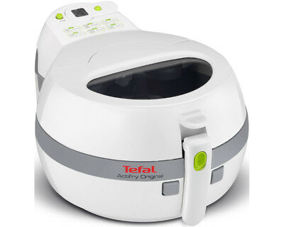 TEFAL FZ 7100 ActiFry, Fritteuse, 1000 g, Weiß/Grau #7260#
