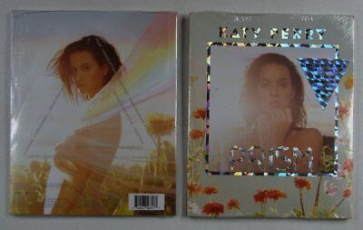 Katy Perry Prism US CD 2013 Ltd Zine Pack Sealed! Inc. Katy Magazine Patch etc