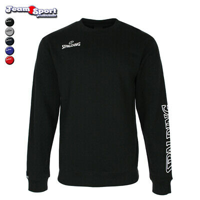 Spalding - Team II Crewneck Sweat - Herren / Fitness Basketball / Art. 3002084