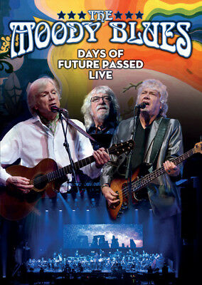 The Moody Blues: Days of Future Passed Live DVD (2018) The Moody Blues