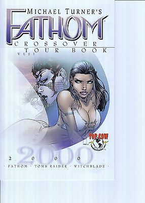 FATHOM CROSSOVER TOUR BOOK.WEST... .NM- ... 2000 ..Hard to Find Bargain!