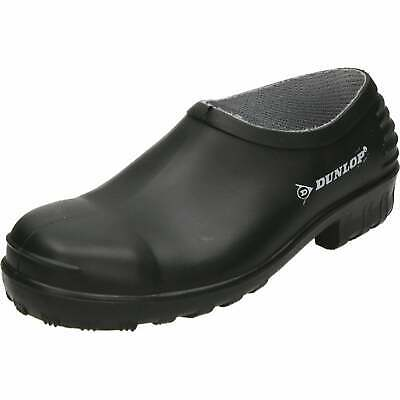 Wellington Gardening Clogs Unisex Ankle Boots Wellies Dunlop Mens Ladies Green